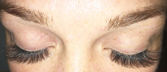 Volume Lash Extensions (Signature Set) - $160 full-set / $80 fill